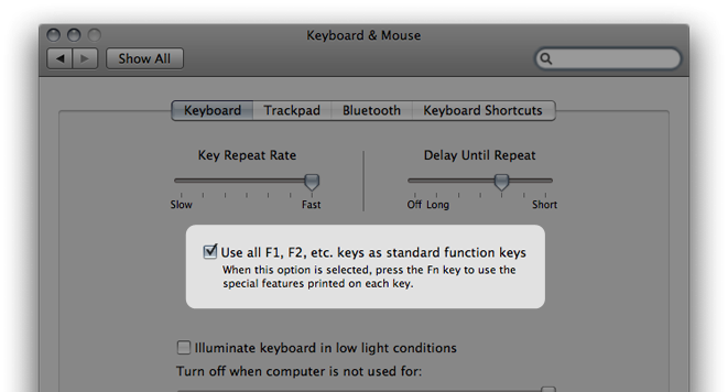 Volume Fkeys02